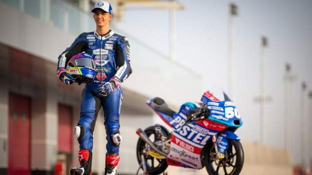 Jason Dupasquier: Moto3 rider dies from injuries sustained in qualifying crash - BBC Sport